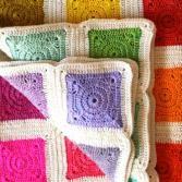 Ursos cobertor do arco-íris