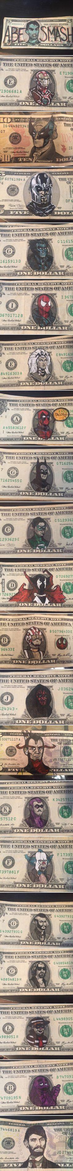I'd buy that dollar for 5 dollars!