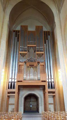 Grundtvigskirche in Kopenhagen