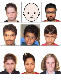 Angry Pictures, Sequencing Pictures, Emotions Activities, Conscious Discipline, Mindfulness For Kids, Self Regulation, Les Sentiments, Exercise For Kids, Teaching Materials