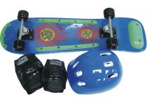 SKATEBOARD SET COMPLETO Suitcase, Planets, Sports, Shopping, Toys, Hs Sports, Sport, Suitcases