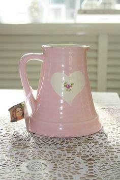 what a pretty little pitcher