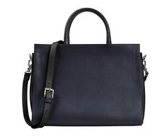 Business Tote Midnight Blue