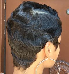 Short Hair For African American Women