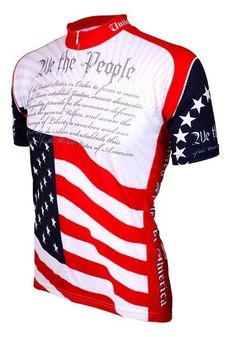 US Constitution Mens Cycling Jersey Bike Bicycle -- Visit the image link  more details. 4d9e60713