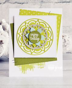 Stampin' Up! Eastern Palace Suite Bundle, You've Got This Stampin Up Anleitung, Eastern Palace, Paper Cards, Diy Cards, Stamping Up, Creative Cards, Stampin Up Cards, Making Ideas, Cardmaking