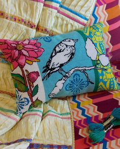 Sketch Book Cushion Panel from Anchor£47.00 - Past Impressions