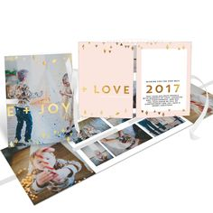 Our Peace Joy Love Ribbon Booklet Luxury Christmas Cards are sure to impress. From the Genevieve Gorder Holiday Collection, exclusively for Pear Tree. Shop now.