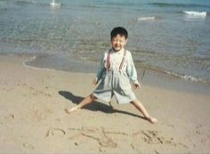 Baby changsub Btob Changsub, Yook Sungjae, China, Beautiful Family, Childhood, Baby, Mochi, Korean, Album