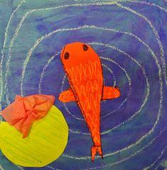 Koi painting on pinterest koi art koi and watercolor koi for Good beginner fish