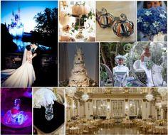 Cinderella Inspired Disney Wedding