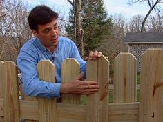 Install A Privacy Fence