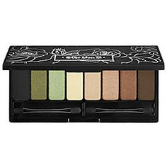 Don't matter whether you like Kat Von D or hate her, her eyeshadows rock, they're highly pigmented, and they're affordable.