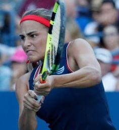 Blog Esportivo do Suíço: Campeã olímpica, Puig perde na estreia em NY