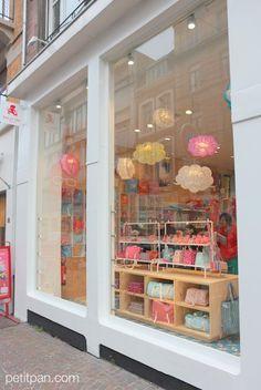 Petit Pan's shop in Lille