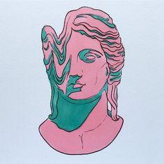 Hagamos un repaso a las desfragmentadas, derretidas, duplicadas y divididas esculturas dibujadas por el artista Bryce Wong.