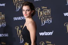 Emma Watson- Beauty and the Beast Premiere in Los Angeles, March 2, 2017  That dress is killer. Need one like it for a model.