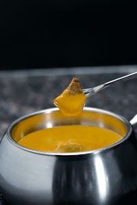 The Melting Pot's Irish Aged Cheddar Fondue recipe