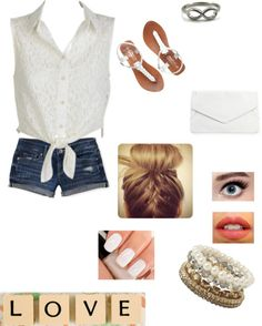 """inspired by my best friend 3 ya hailey"" by kitkat281 ❤ liked on Polyvore"