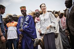 Princess Mary traveling to Burkina Faso from 27 to 28 April accompanied by the Foreign Minister Kristian Jensen.