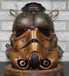"""Raise your hand if you want to see a steampunk """"reimagining"""" of Star Wars."""