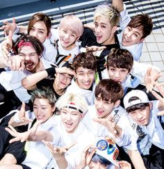 The babies have managed to weasel their way into my heart <3 #Pledis #SEVENTEEN
