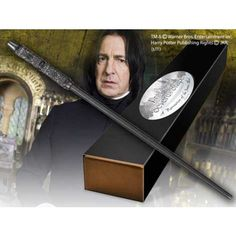 Harry Potter Wand Professor Severus Snape (Character-Edition) | Captain Hook Merchandise