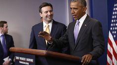 President-Yet Obama Surprises Press Secretary-Yet Ernest