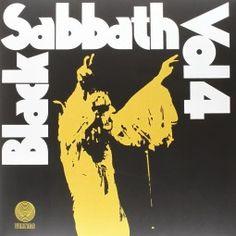 Black Sabbath Black Sabbath Vol 4 Full Album Greatest Album Covers, Rock Album Covers, Classic Album Covers, Hard Rock, Ozzy Osbourne, Vinyl Lp, Vinyl Records, Black Sabbath Changes, Lps
