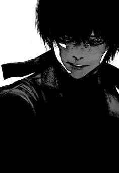 Kaneki Ken ||| Tokyo Ghoul :re :'( this chapter kill me