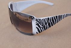 Awesome Zebra Sunglasses! $12.99