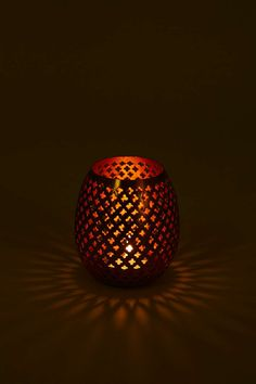 Urban Outfitters - Star Lantern Copper Candle Holder £12