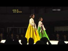한복 패션쇼(hanbok fashion show ) - 조선의 혼, 다시 살아나다 [120401] - Part3