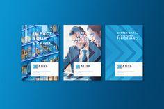 xtiva — corporate design on Behance