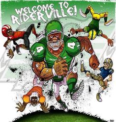 Welcome to Riderville ! Go Rider, Saskatchewan Roughriders, Canadian Football League, Saskatchewan Canada, Mosaic Projects, Green Colors, Bowser, Crafty, Project Ideas