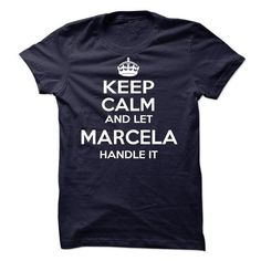 Marcela - #cool gift #monogrammed gift. BUY TODAY AND SAVE => https://www.sunfrog.com/Names/Marcela-59589332-Guys.html?68278
