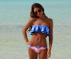 i love this bathing suit!