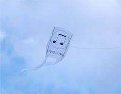 ゴミ袋・レジ袋で作る簡単手作り凧 | 凧−手作りの魅力 作り方からうんちくまで