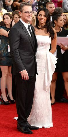 SAG Awards 2014: Arrivals : People.com such a cute couple