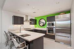Check out this  Scavolini kitchen - Safari Dr. Scottsdale - Price $589,000