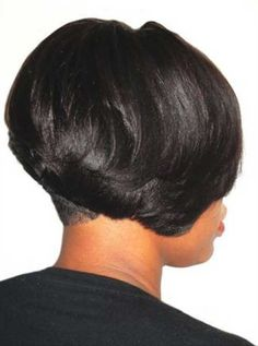 Black Girl Bob Hairstyles 2014 – 2015 | http://www.short-haircut.com/black-girl-bob-hairstyles-2014-2015.html