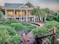 Add A Screened Porch To Beach House Tybee Island Coastal Cottage