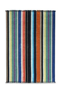 Shop Towels in the Missoni Online Store. Missoni, Bath Towels, Stripes, Unisex, Rugs, Cotton, Farmhouse Rugs, Rug