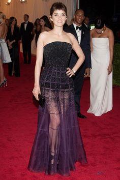 Marion Cotillard Met Ball 2012