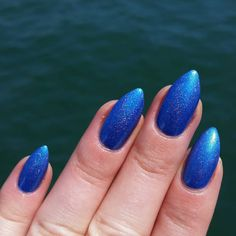 Lilypad Lacquer - Oceanic by @katv865
