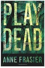Play Dead Elise Sandburg Series Book 1  by Anne Frasier:  No one is more familiar with Savannah's dark side than homicide detective and native resident Elise Sandburg. She's been haunted for years by her own mysterious past: she was abandoned as a baby in one of the city's ancient cemeteries, and it's rumored that she is the illegitimate daughter of an infamous Savannah root doctor. The local Gullah culture of voodoo and magic is one that few outsiders can understand, least of all....