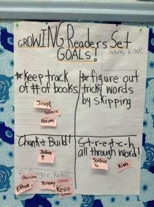 more goal setting