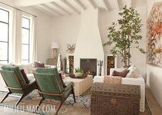 Las Vegas-based designer Taylor Borsari featured in the Fall 2015 Issue of MILIEU.