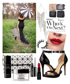 """""""Drama Mama Maternity by Sew Trendy"""" by sewtrendy on Polyvore featuring MICHAEL Michael Kors, Jules Smith, MAC Cosmetics, Smashbox and Byredo"""