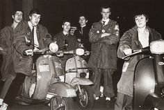 Local Mods think new Scooter will increase their chance of getting laid - Britpop News Mod Music, Fred Perry Polo Shirts, Mundo Geek, Nostalgia, Fishtail Parka, Mod Scooter, Teddy Boys, Rude Boy, Punk
